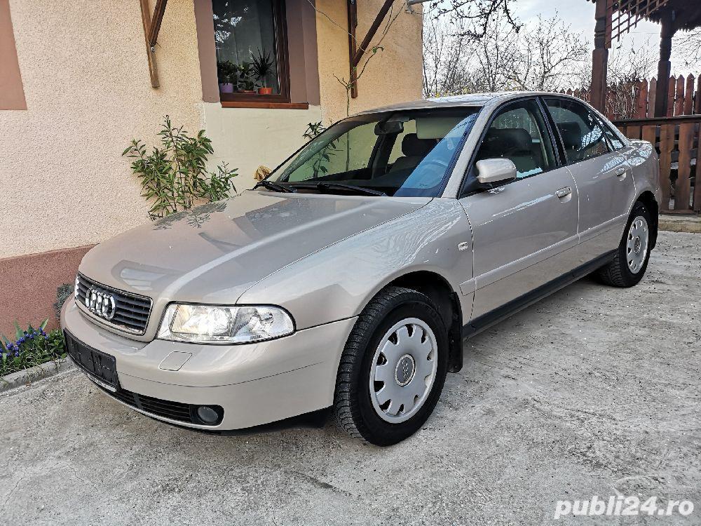 Audi A4 B5 Facelift-An 2001-Berlina 1.6 Benzina 103 Cai Euro 4 Impecabil!