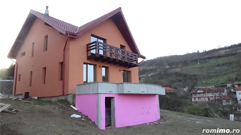 Vand casa noua in Deva, zona Vlaicu, P+M, constructie de BCA izolata exterior, suprafata de teren 60