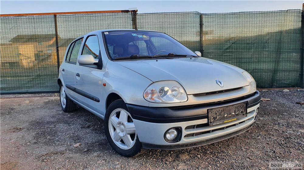 Vand Renault Clio 2 Hatchback 1.4i Clima 75cp Geamuri electrice