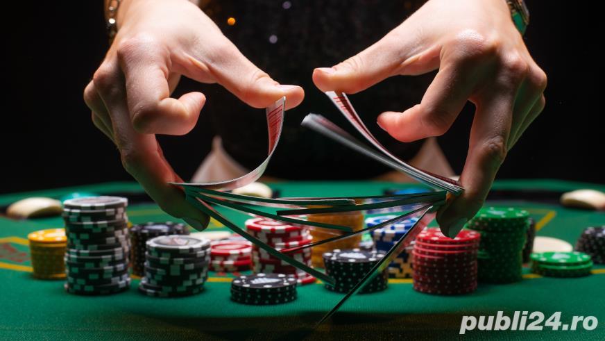 Dealer Online - Cazino