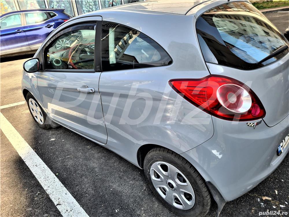 Ford ka- Model nou-,,1.2i Duratec , stare impecabila, putin folosita--