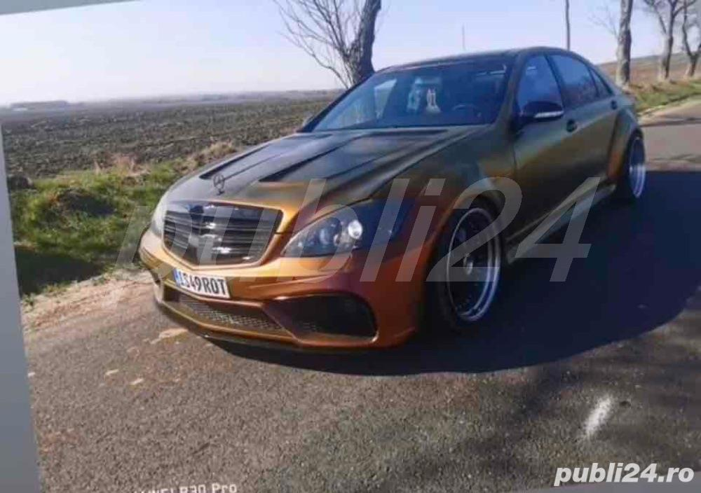 Faruri *Mercedes-Benz * w221