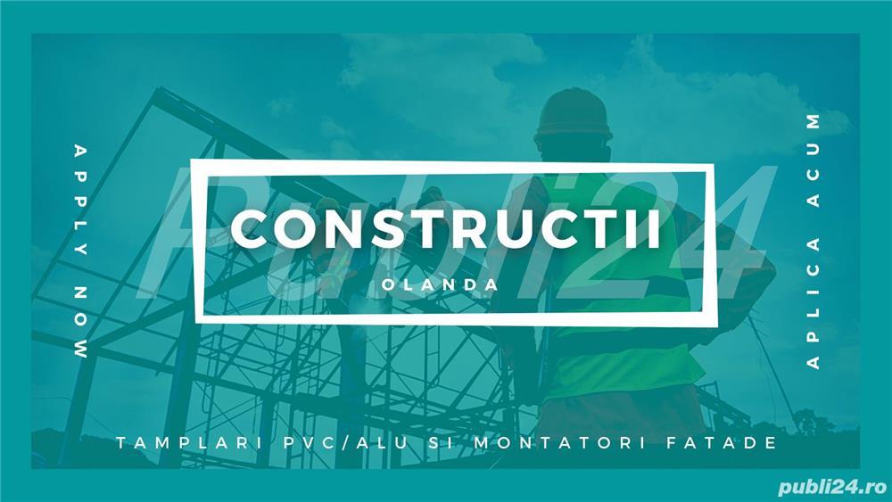 Munca Constructii Olanda