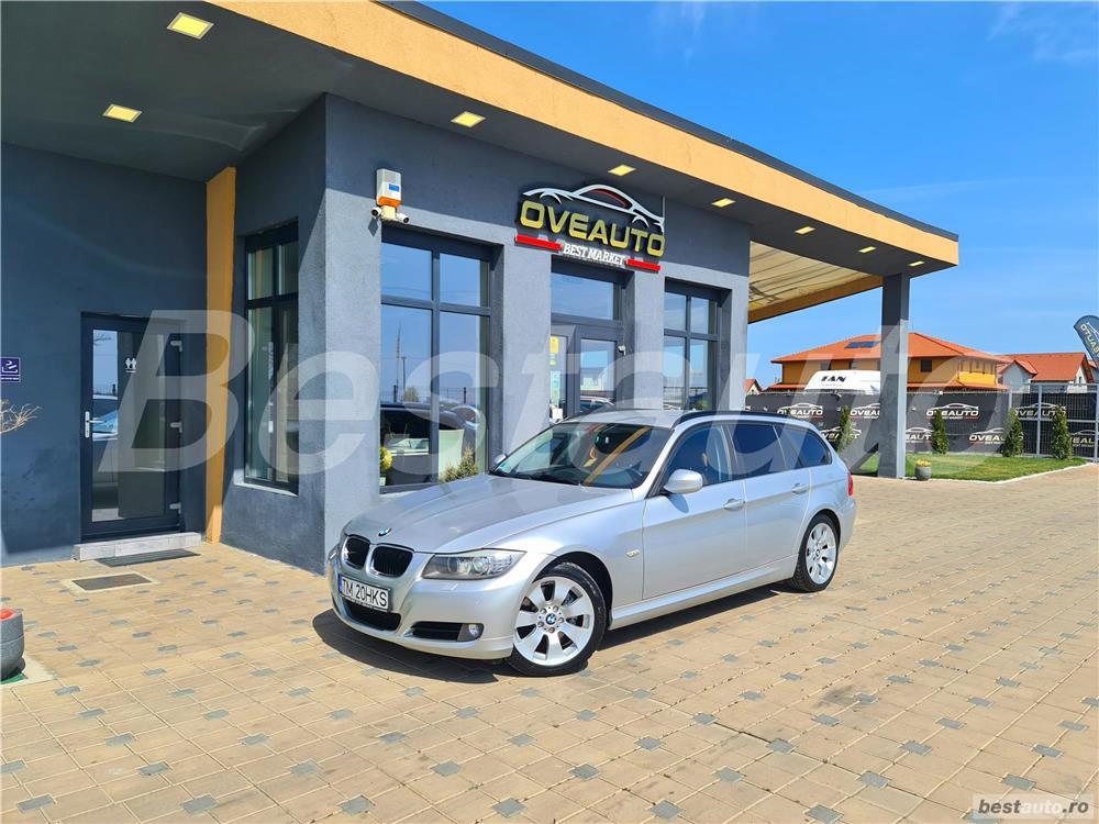 BMW SERIA 3   EURO 5   NAVIGATIE   LIVRARE GRATUITA/Garantie/Finantare/Buy Back.