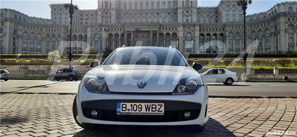 Laguna 3GT LINE, masina personala, cumparata si verificata Dacoserv Bucuresti, full option, 4control