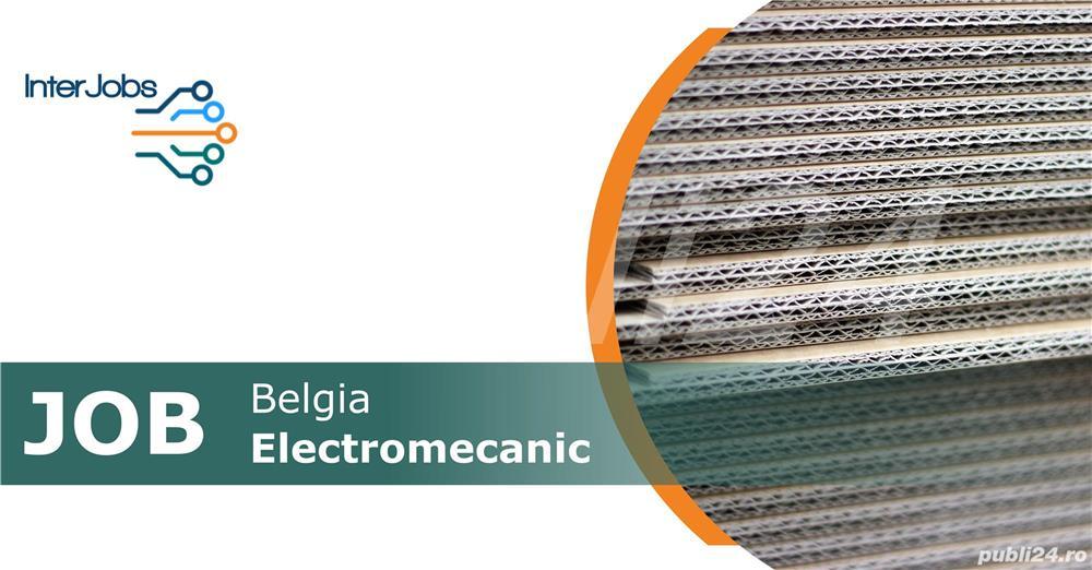 Electromecanic fabrică - Belgia