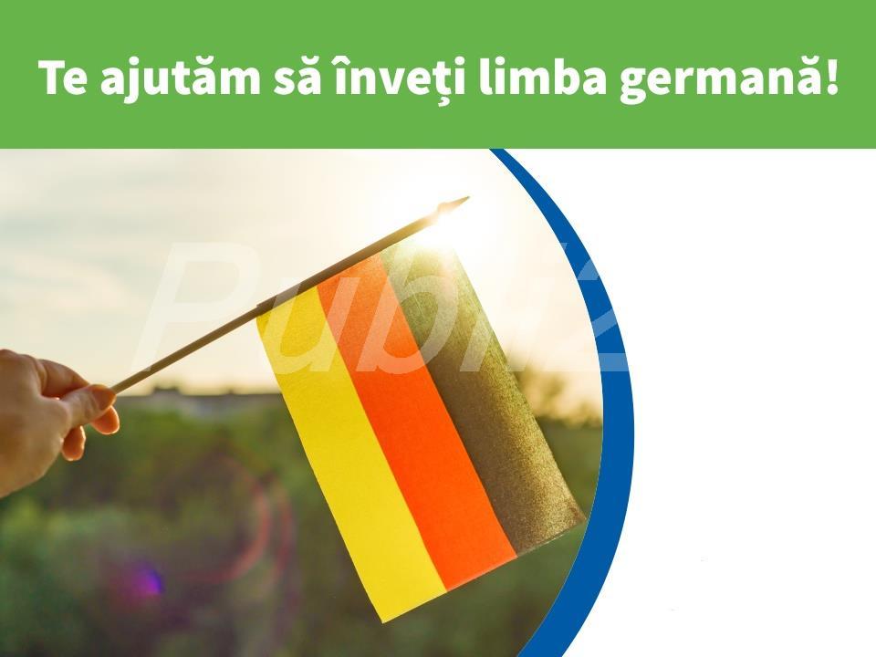 Oferim lectii gratuite de limba germana si asiguram un loc de munca la Ingrijit Batrani in Germania