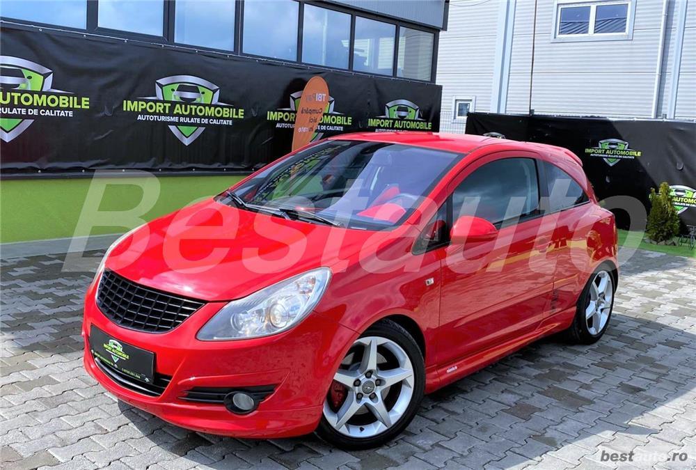 Opel Corsa GSI - INCALZIRE IN SCAUNE = INCALZIRE IN VOLAN - RATE FIXE / GARANTIE / LIVRARE GRATUITA