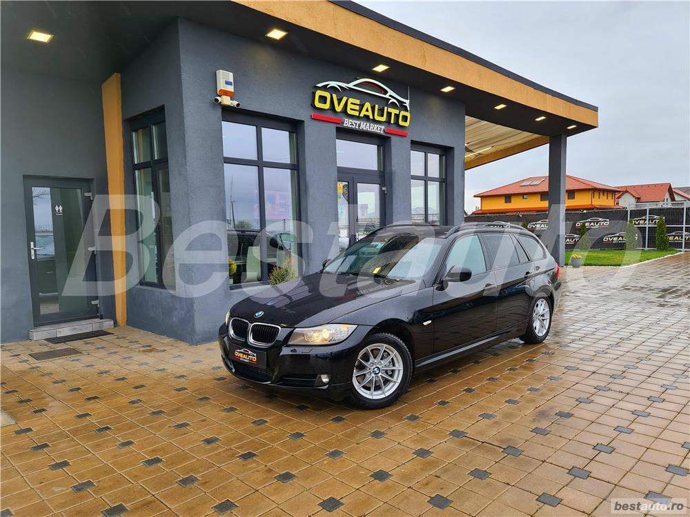 BMW SERIA 3   EURO 5   NAVIGATIE   LIVRARE GRATUITA/Garantie/Finantare/Buy Back