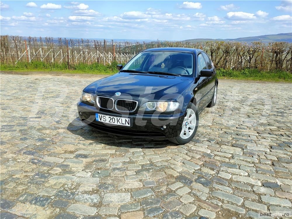BMW e46 320d 150cp, euro 4