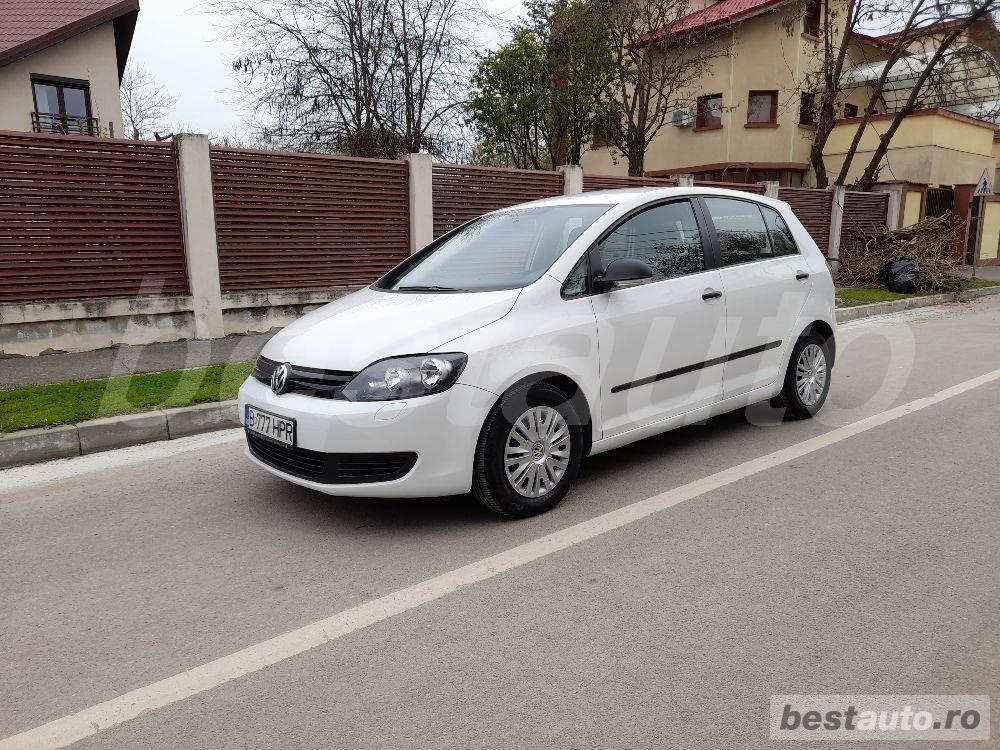 Vw Golf 6 Plus 2011/07 - EURO 5