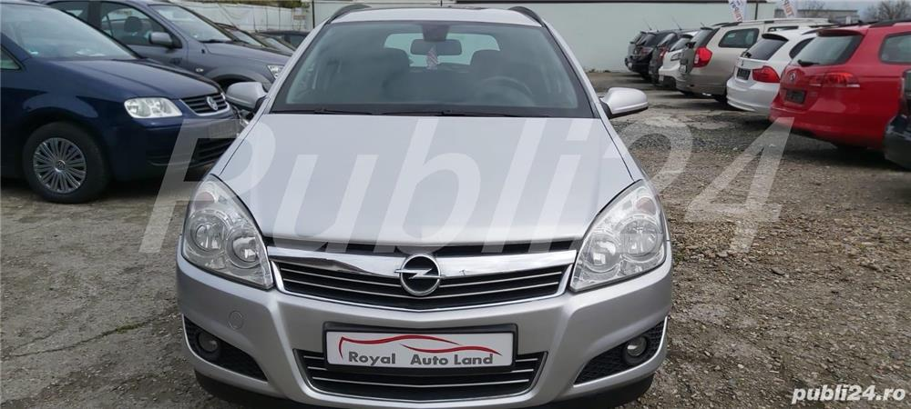 Opel Astra, 1.7 diesel , 2009 , 4 usi, euro 4,  CIV Ro, 3490 EURO SAU RATE FIXE