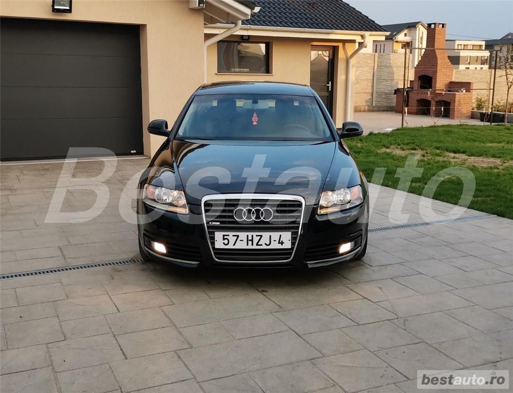Audi A6 2.0 TDI EURO 5 Model S-Line
