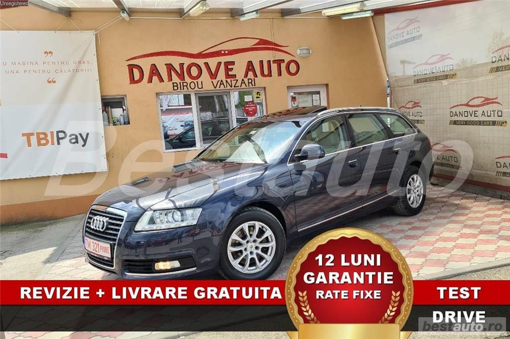 Audi A6 Revizie + Livrare GRATUITE, Garantie 12 Luni, RATE FIXE, 2700 Tdi,190cp, 2011