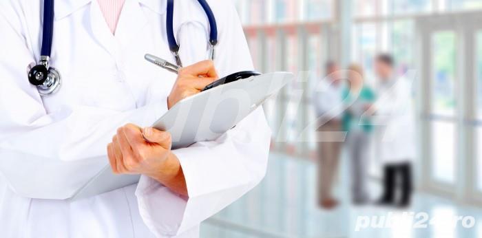 Asistent medical generalist - Experienta sectie paturi , anestezie , ATI