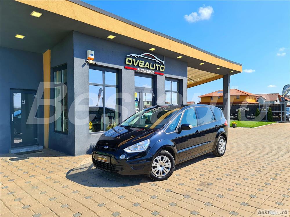 FORD   S - MAX   EURO 5   174.000 KM   LIVRARE GRATUITA/Garantie/Finantare/Buy Back