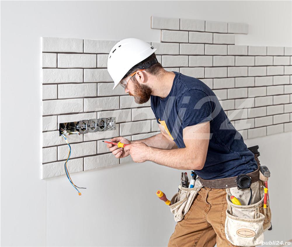 Electrician calificat/ajutor electrician