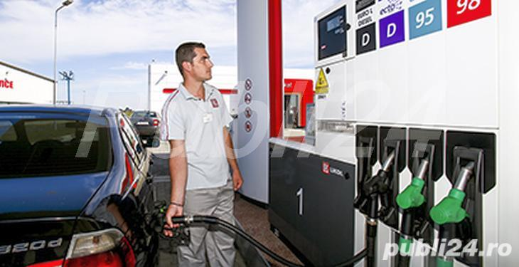 Casier Benzinarie ,Bucuresti Sector 6