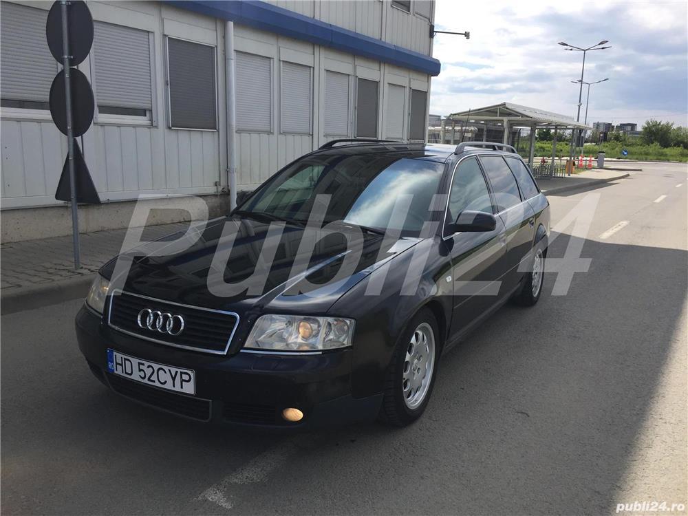 Audi A6 2.5 TDI V6 6+1 Trepte Inmatriculat Ro