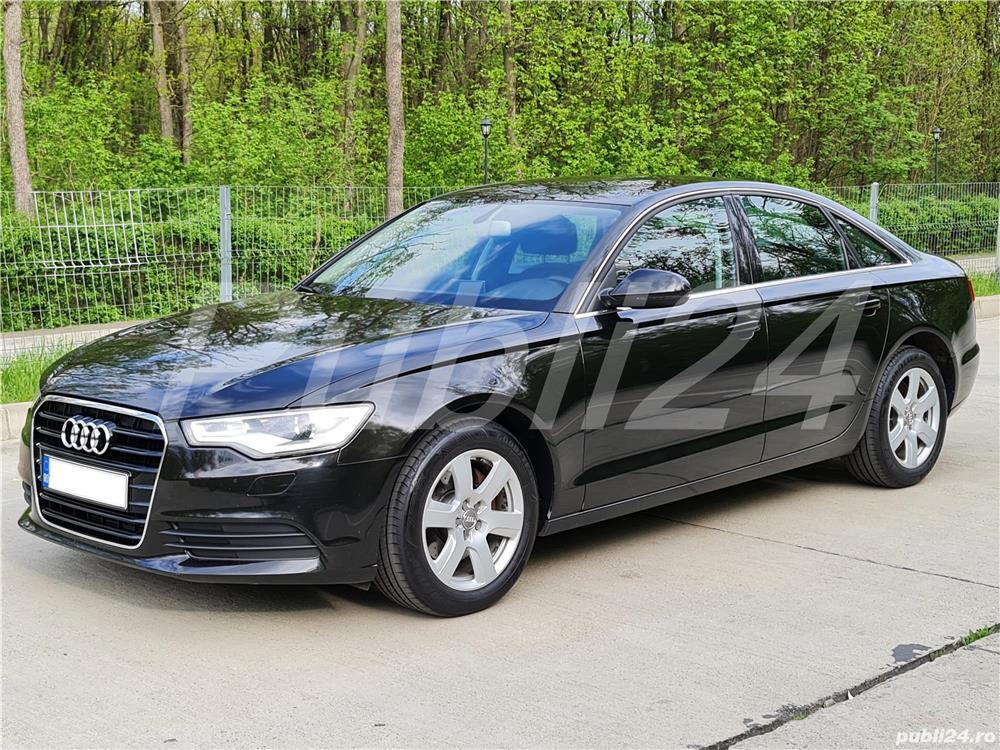 Audi A6 an fab. 2012  2.0 TDI 177 cp   Full NEON accept variante auto.