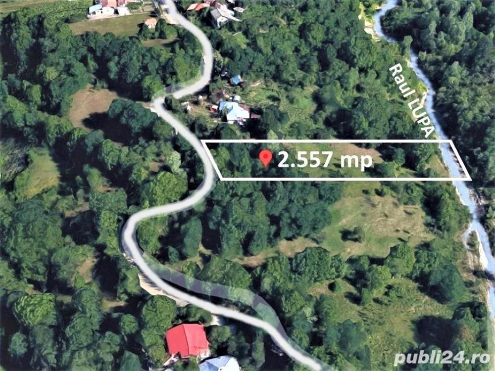 Doua Terenuri Intravilane cu Pret corect in Brebu, Prahova
