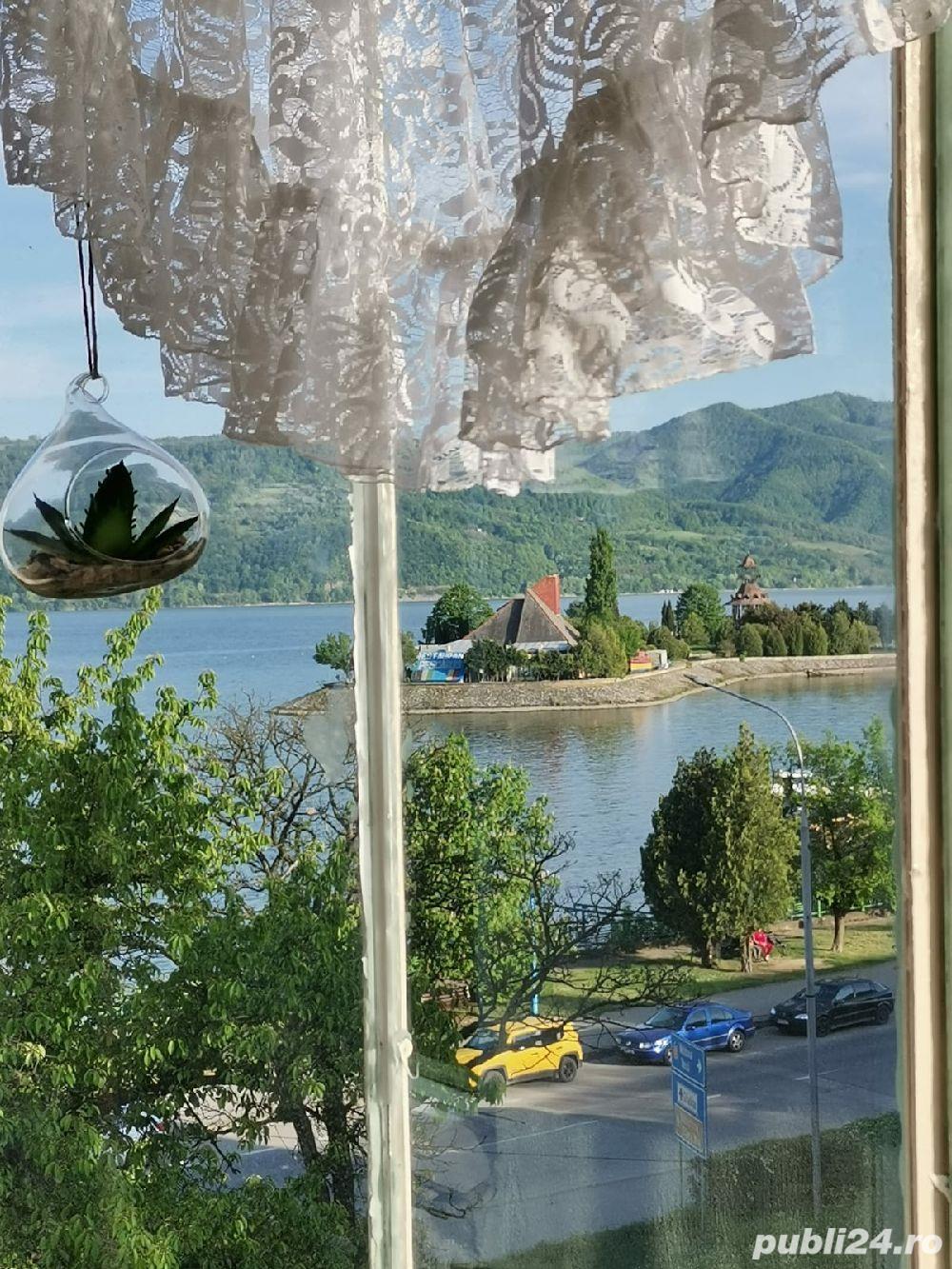 Cazare la Dunare - Orsova, apartament cu vedere la Dunare