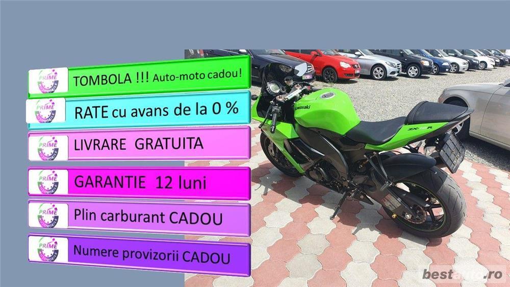 Kawasaki ZXR/Rate fixe/Garantie 12 luni/KM certificati/Livrare gratuita