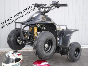 Atv BigFoot 125 Automatice NOI BEMIRO   - imagine 5