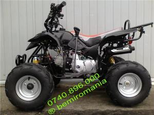 Atv BigFoot 125 Automatice NOI BEMIRO   - imagine 2