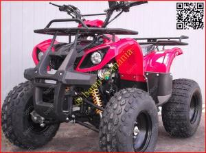 Atv NEW HUMMER 8 GRIZZLY cutie cu 3 trepte forta +Reve - imagine 6