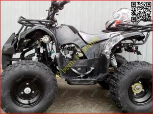 Atv NEW HUMMER 8 GRIZZLY cutie cu 3 trepte forta +Reve - imagine 4