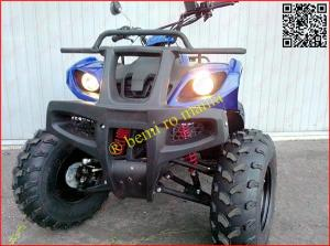 Atv BIG HUMMER 200CVT Full Automatic J10 - imagine 4