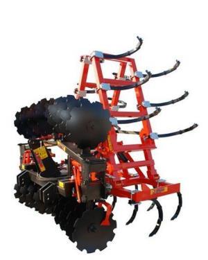 Cultivatoare,cizele,sape rotative,scarificatoare,freze verticale - imagine 1
