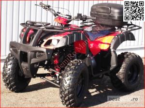 Atv BEMI HUMMER Mega Grizzly 200CVT FullAutomat - imagine 4