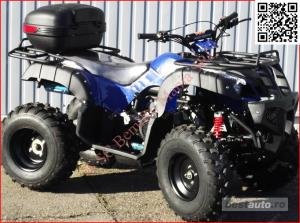 Atv BEMI HUMMER Mega Grizzly 200CVT FullAutomat - imagine 5
