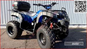 Atv BEMI HUMMER Mega Grizzly 200CVT FullAutomat - imagine 3