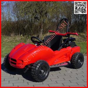 Atv BEMI mini Buggy 80cc OHV 4T - imagine 5