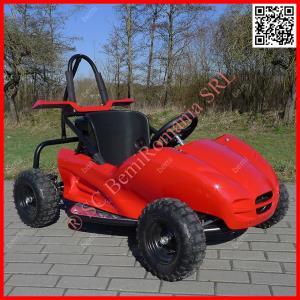 Atv BEMI mini Buggy 80cc OHV 4T - imagine 4