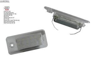 Lampa numar led Audi Q7, a3, a4, a6, a8, RS4, RS6, S6 - imagine 1