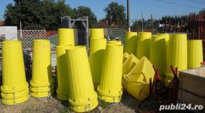 vindem tobogane pentru evacuare moloz,jgheaburi moloz - imagine 3