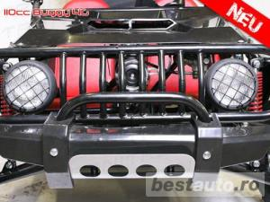 Atv Buggy BEMI Kinroad Sahara 125cc OffRoad - imagine 3