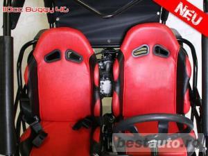 Atv Buggy BEMI Kinroad Sahara 125cc OffRoad - imagine 5