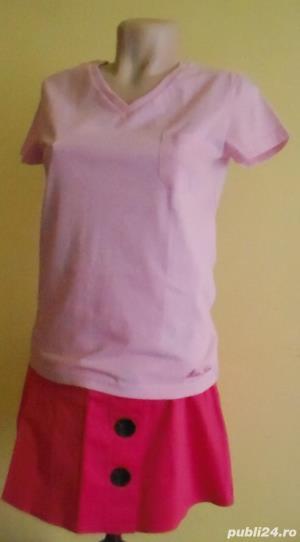 "Tricou Roz bbc Dama- UK - "" Miss Fiori "" - imagine 4"