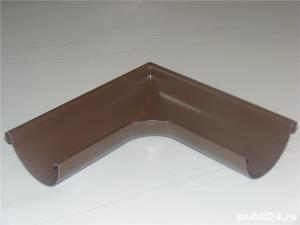 Vand tabla tip tigla colorata si tabla cutata zincata si colorata si accesorii - imagine 10