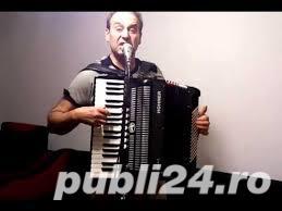 Vand acordeon Hohner Bravo III 96 basi - negru - imagine 7