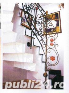 Balustrade fier forjat Timisoara - imagine 3