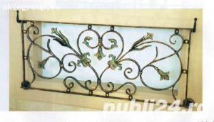 Balustrade fier forjat Timisoara - imagine 1
