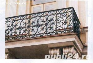 Balustrade fier forjat Timisoara - imagine 4