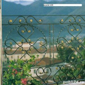 Balustrade fier forjat Timisoara - imagine 5