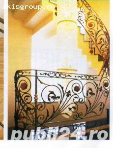 Balustrade fier forjat Timisoara - imagine 6